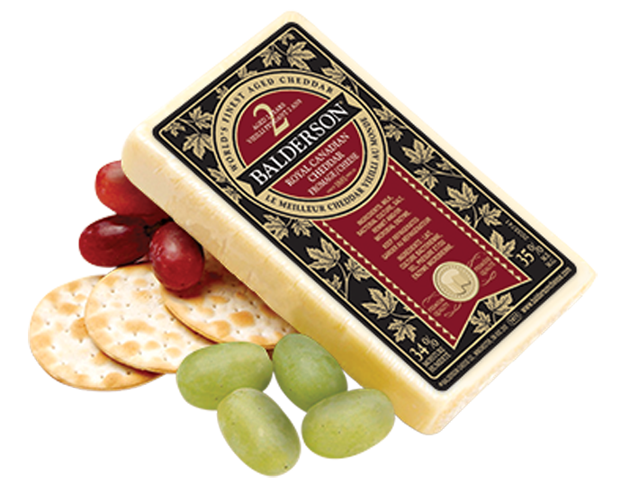 City Style and Living Magazine Summer 2019 products we love balderson cheese