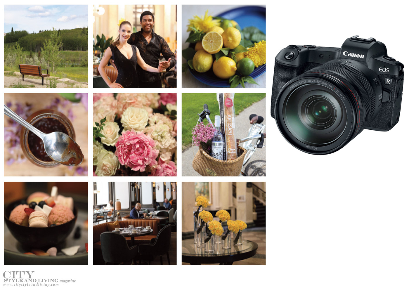 City Style and Living Magazine Travel great items for your next trip canon eos r