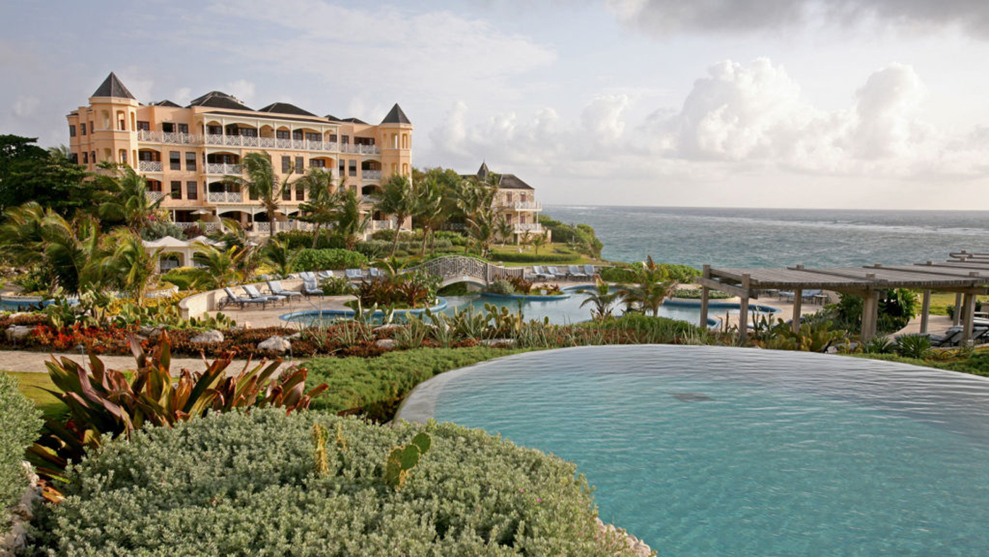 City Style and Living Magazine Winter Barbados Hotels The Crane Kailash Maharaj pools