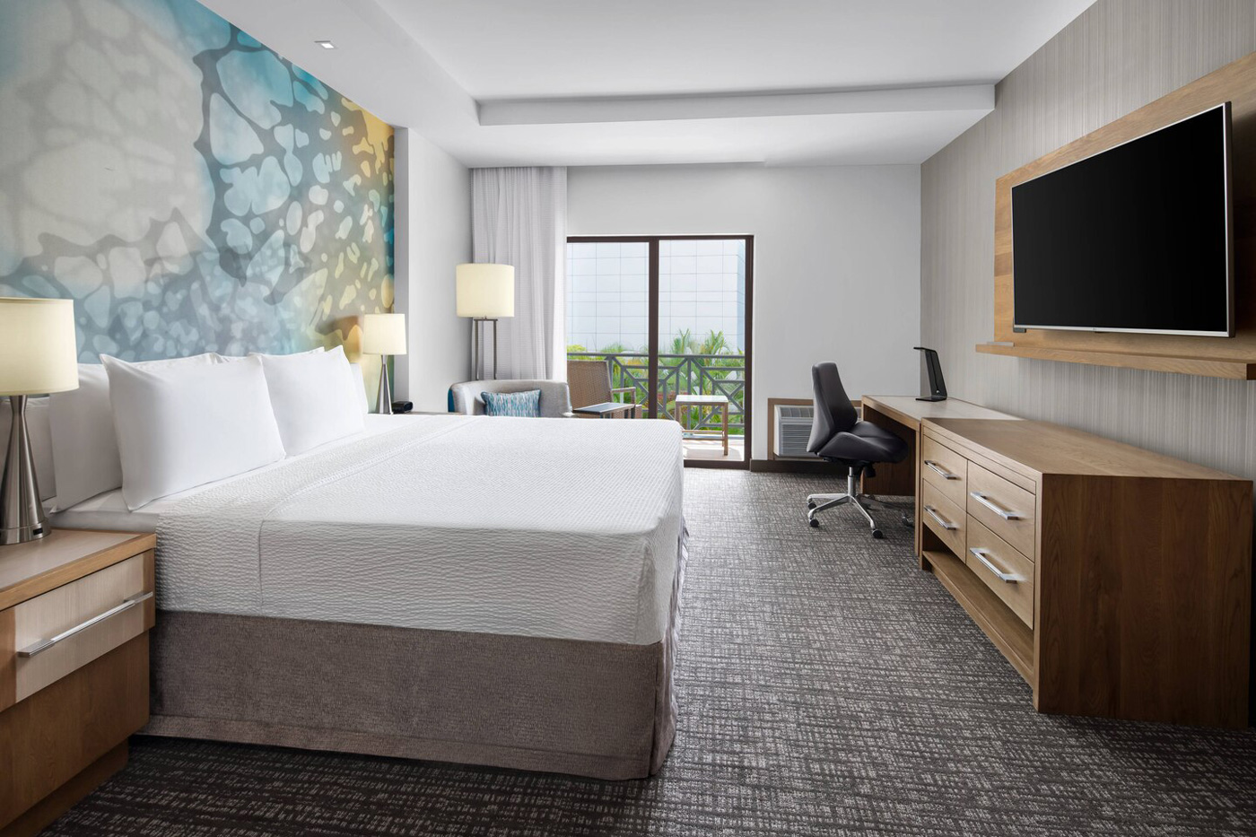 City Style and Living Magazine Winter 2019 Courtyard By Marriott Port Of Spain Trinidad and Tobago bedroom