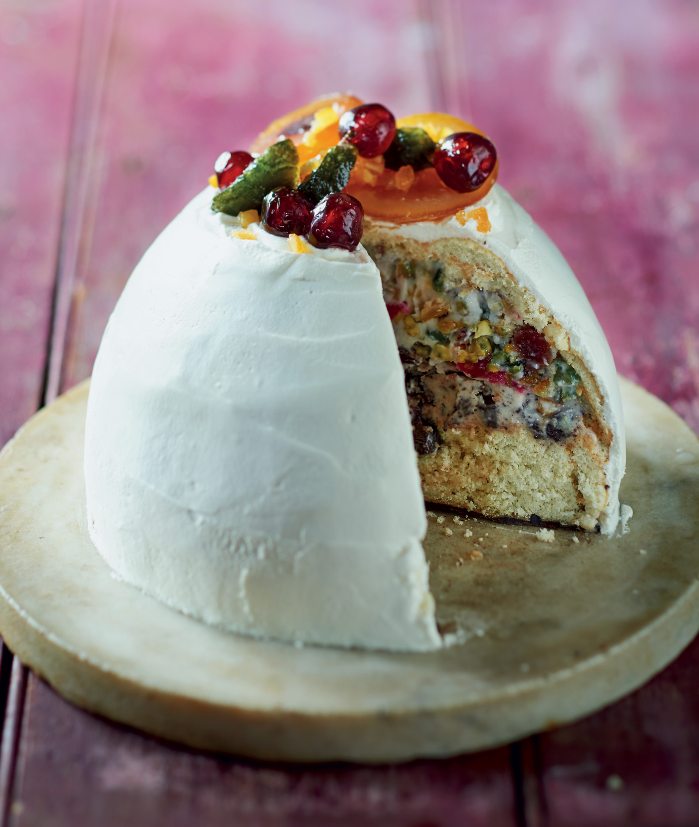 City Style and Living Magazine Winter 2019 Recipes Cucina-Siciliana---Cassata-(credit-David-Munns)