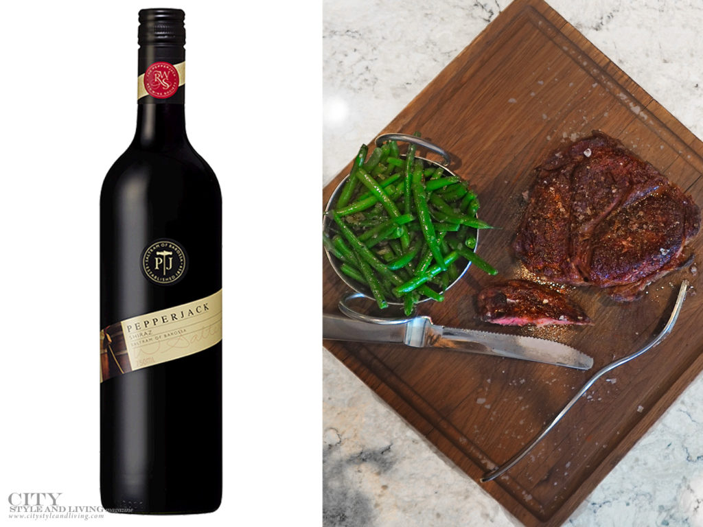 City Style and Living Magazine 3 Spring Wine Picks To Match With Food pepperjack shiraz