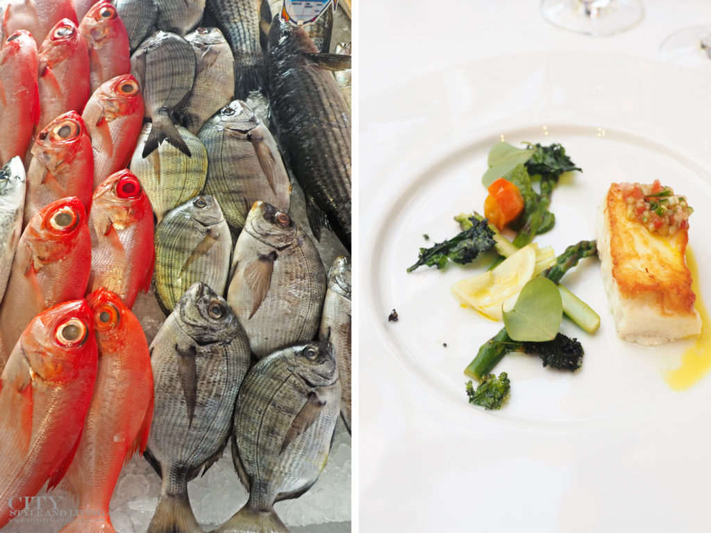 City Style and Living Magazine spring 2020 Eat More fish Fish at Market