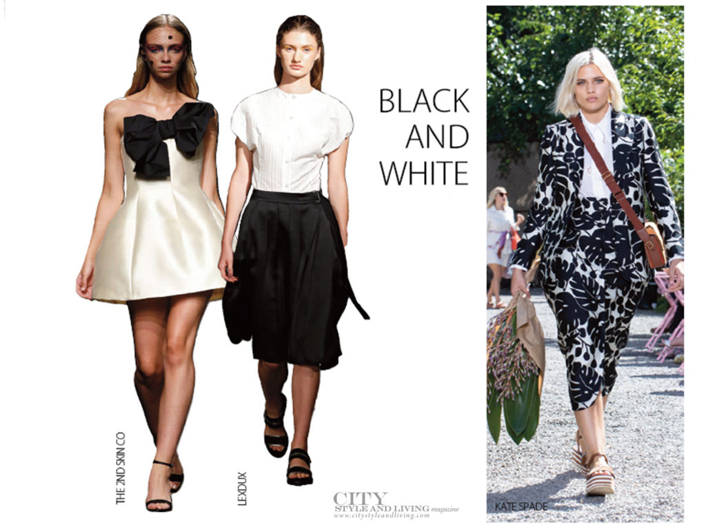 City Style and Living Magazine spring 2020 Fashion Here Are the Trends that are Everything For Spring 2020 Black White