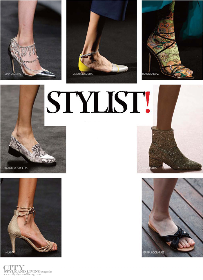 City Style and Living Magazine spring 2020 Fashion Here Are the Trends that are Everything For Spring 2020 Footwear