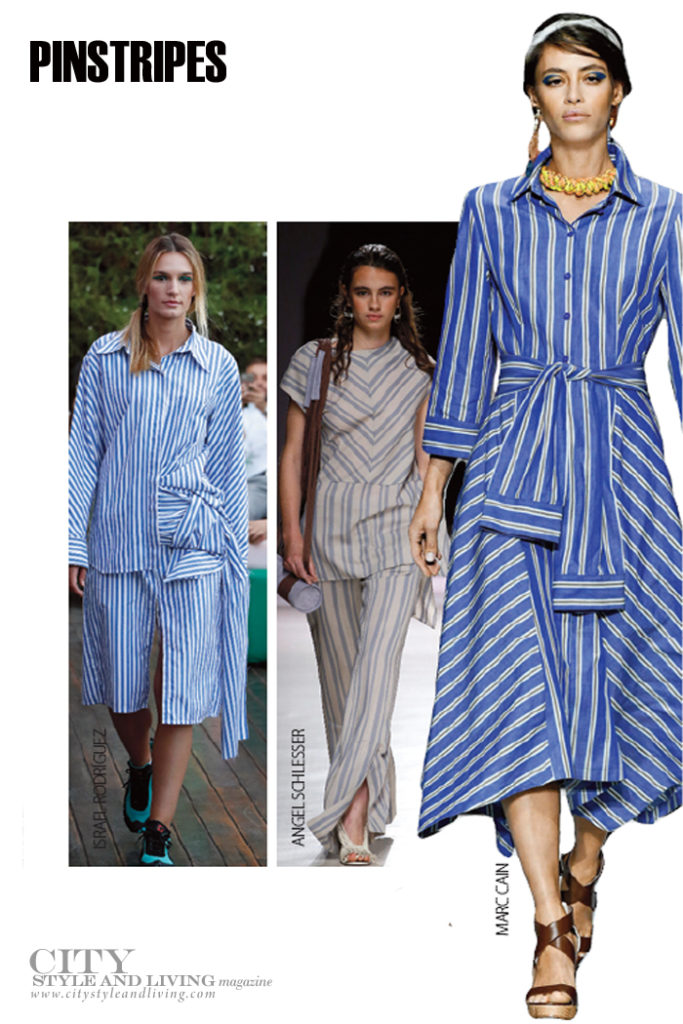 City Style and Living Magazine spring 2020 Fashion Here Are the Trends that are Everything For Spring 2020 Pinstripes