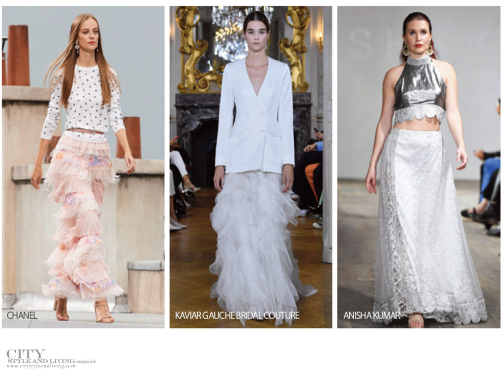 City Style and Living Magazine spring 2020 Fashion Here Are the Trends that are Everything For Spring 2020 Tulle skirts