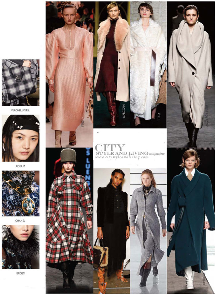 City Style and Living Magazine Fall 2020 The Most Inspiring Trends of Fall 2020 plaid