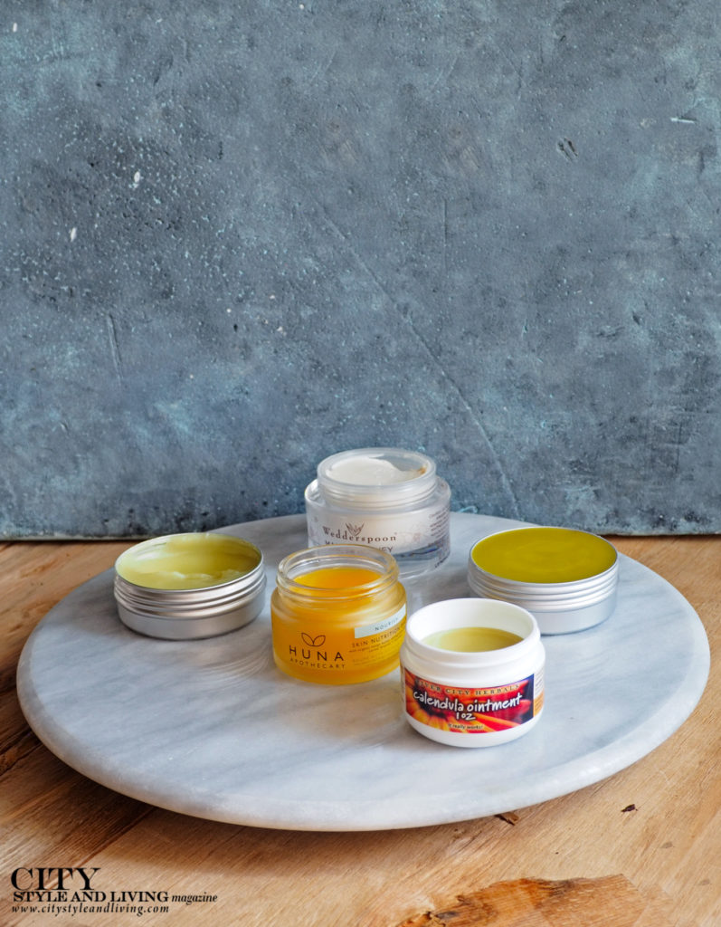 City Style and Living Magazine Fall 2020 Balms, Creams, and Classic Products