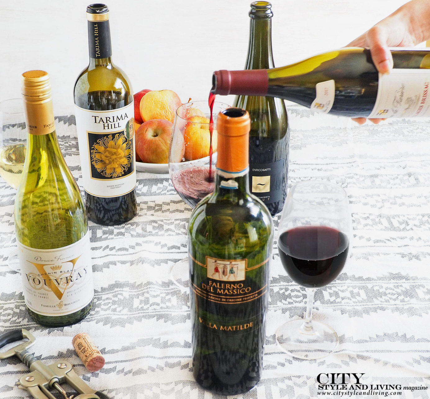 City Style and Living Magazine fall 2020 Imbibe 5 Unique Wines You'll Love