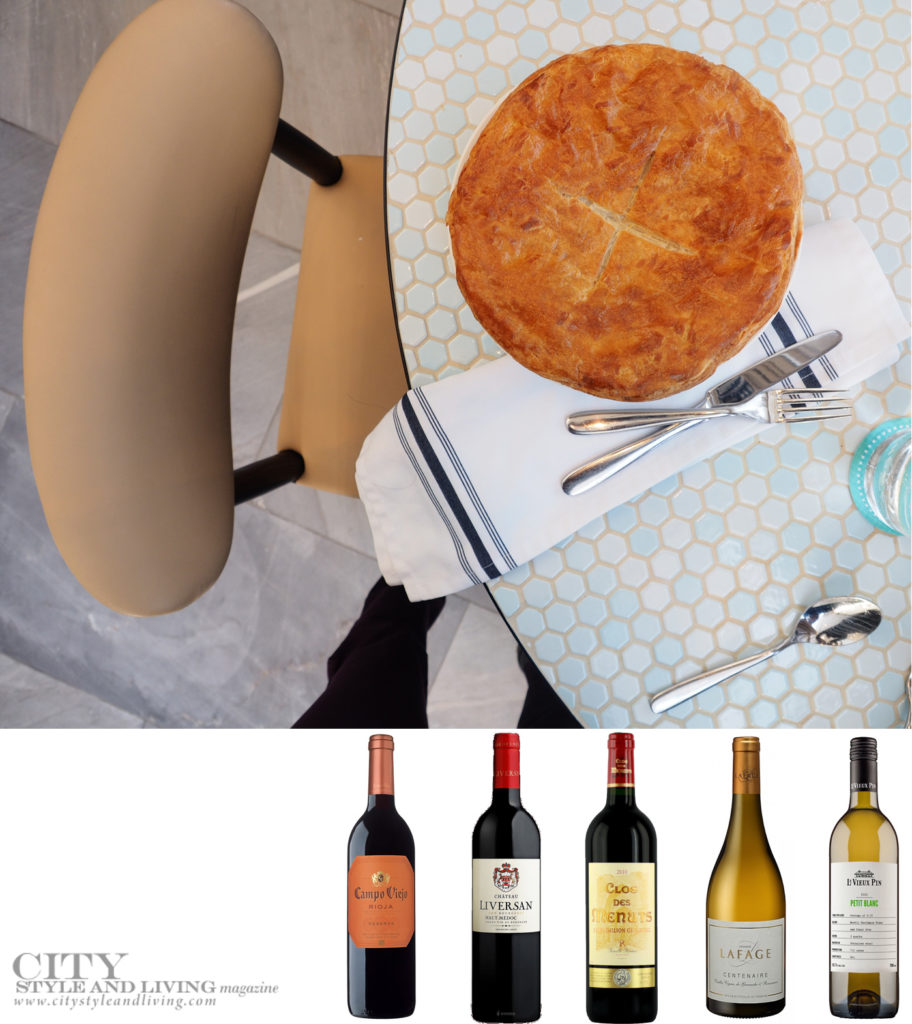 City Style and Living Magazine fall 2020 Imbibe 5 Classic Fall Red and White Wines