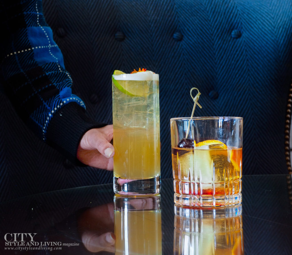 City Style and Living Magazine Fall 2020 2 Ultimate Apple Cocktails: Apple Crisp and Apple Old Fashioned