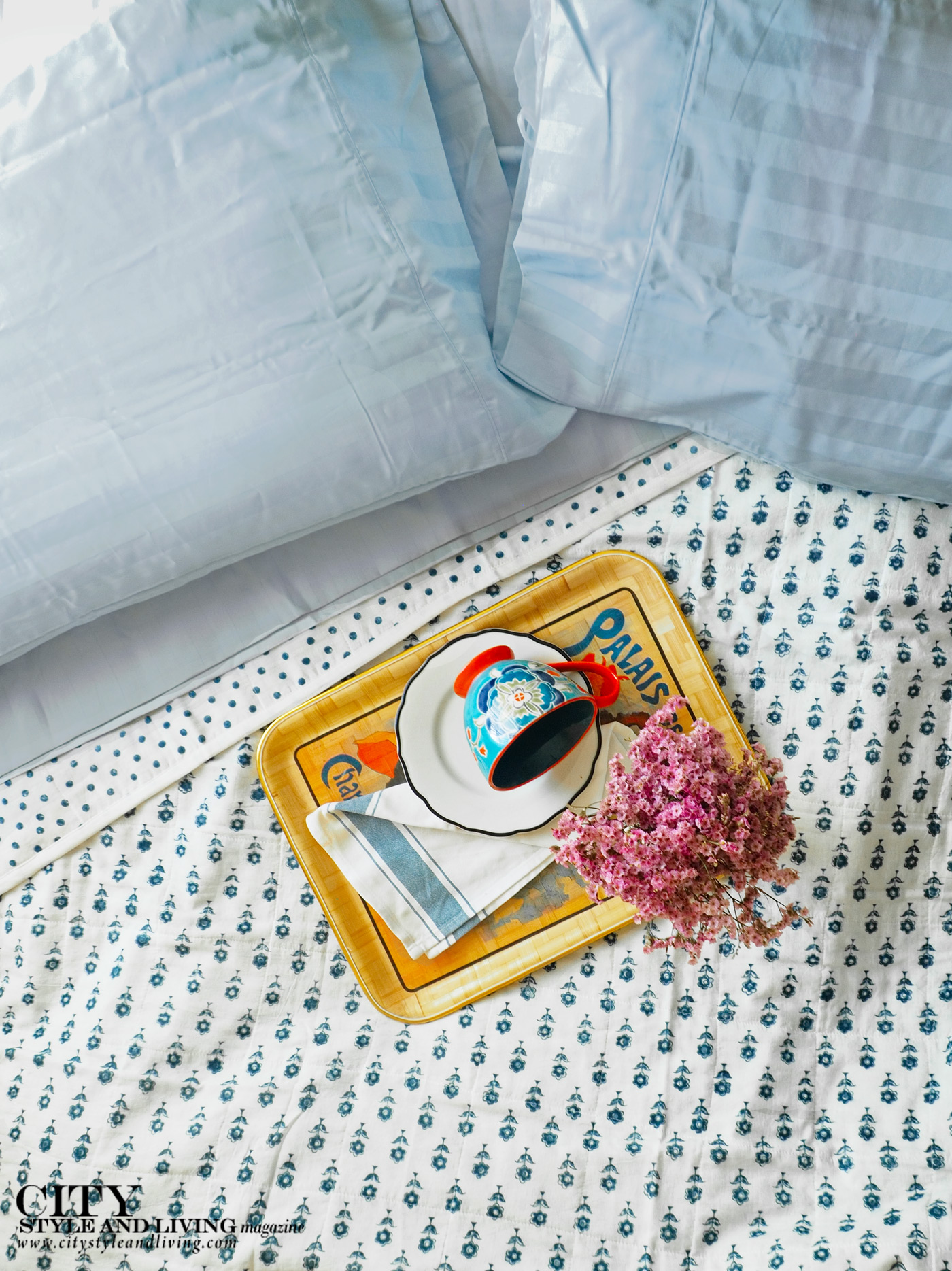 City Style and Living Magazine Fall 2020 Bedtime Preparation Toolkit