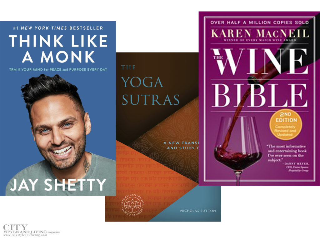 City Style and Living Magazine Winter 2020 10 Books for Snuggling Up by the Fire wine bible