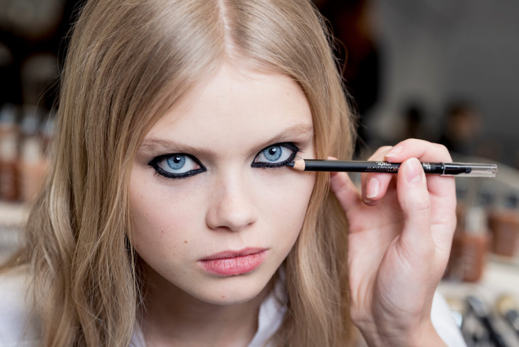 City Style and Living Magazine Winter 2020 10 ways to stay glam at work dior eyeliner