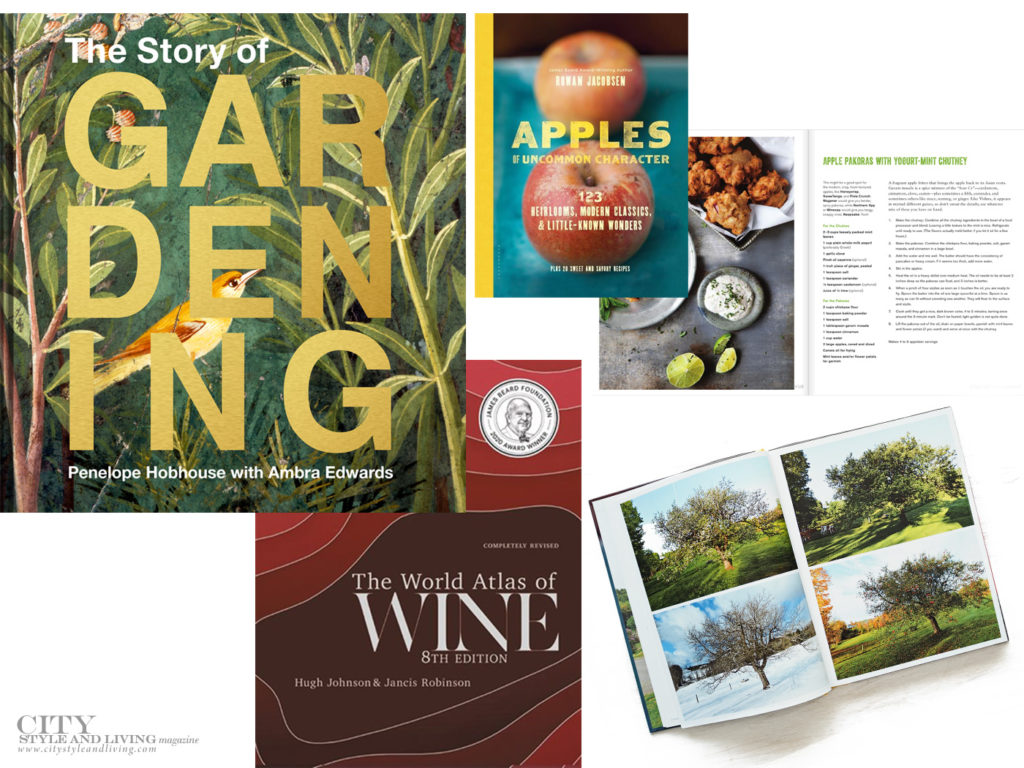 City Style and Living Magazine Winter 2020 10 Books for Snuggling Up by the Fire Gardening