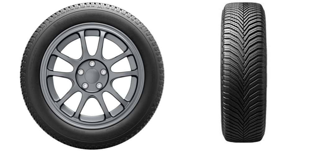 City Style and Living Spring 2021 Wheels Keep on Turning Michelin crossclimate2