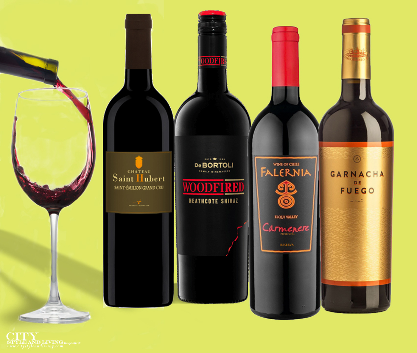 City Style and Living Spring 2021 Spring Red Wines