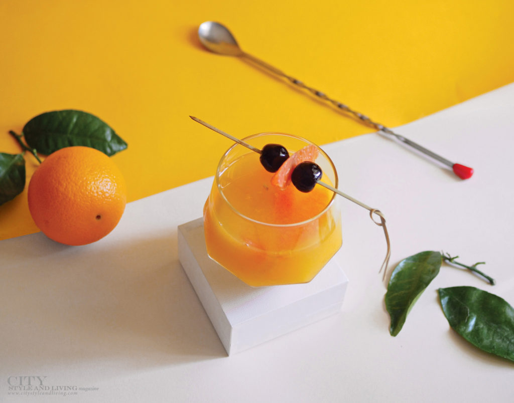City Style and Living Summer 2021 Zest for Life: A Mocktail Professing Cara Cara Love