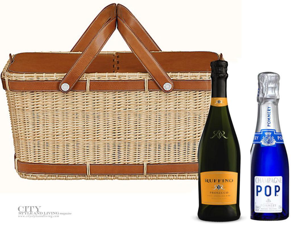 City Style and Living Summer 2021 CSL's Top Picnic Time Drinks Everyone Will Love Picnic Basket