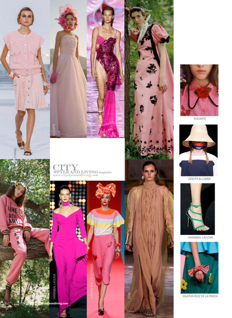 City Style and Living Spring 2021 3 Fashion Messages for Spring 2021 pink