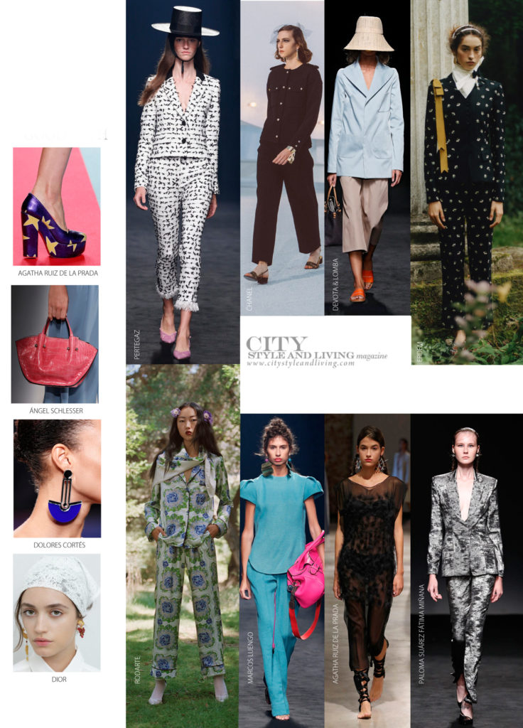 City Style and Living Spring 2021 3 Fashion Messages for Spring 2021 suits
