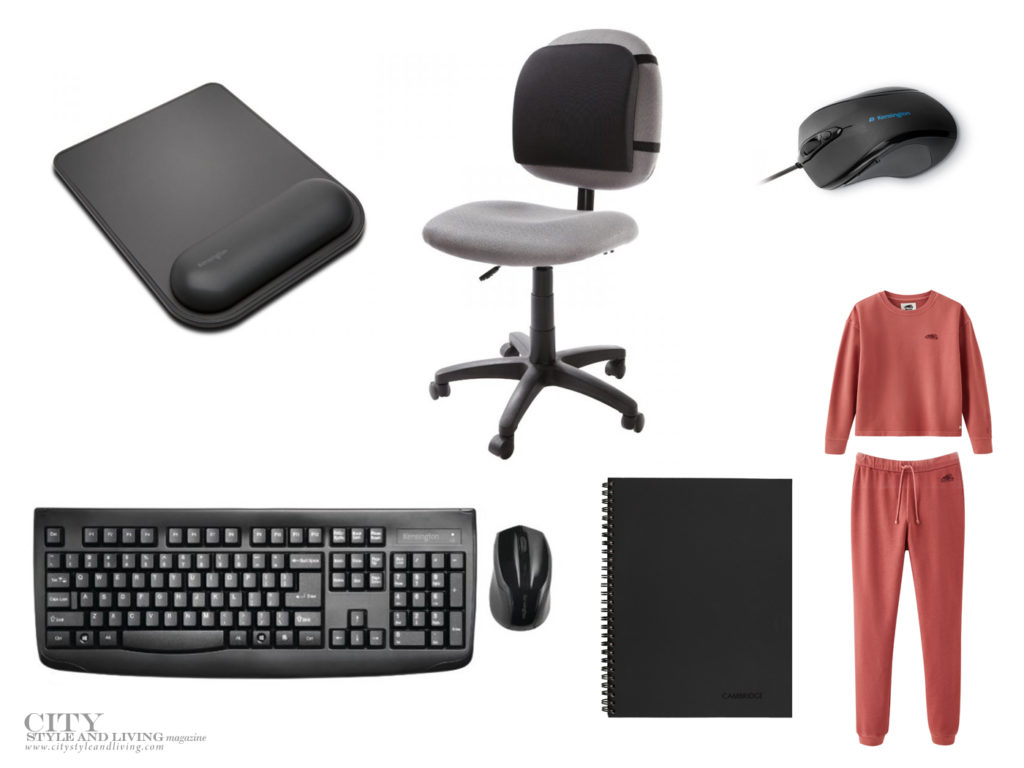 City Style and Living Summer 2021 Create An Ergonomic Home Office